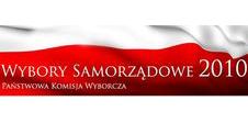 Wizualizacja Wyborów Samorządowych 2010